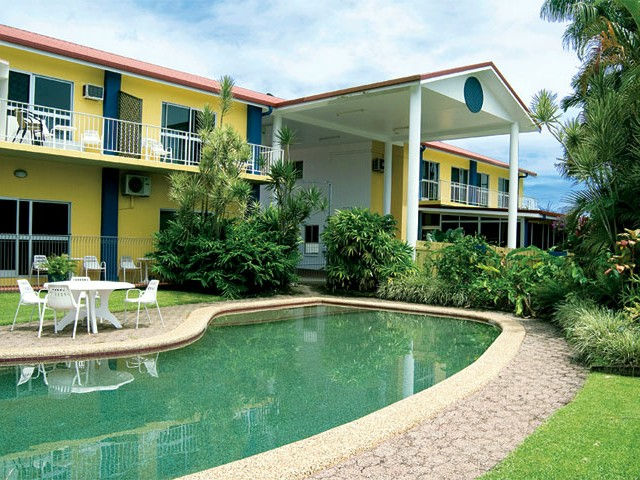 Barrier Reef Motel - New South Wales Tourism