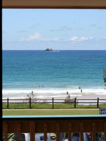 Bayview Beachfront Apartments - New South Wales Tourism