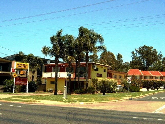 Beach Drive Motel - New South Wales Tourism