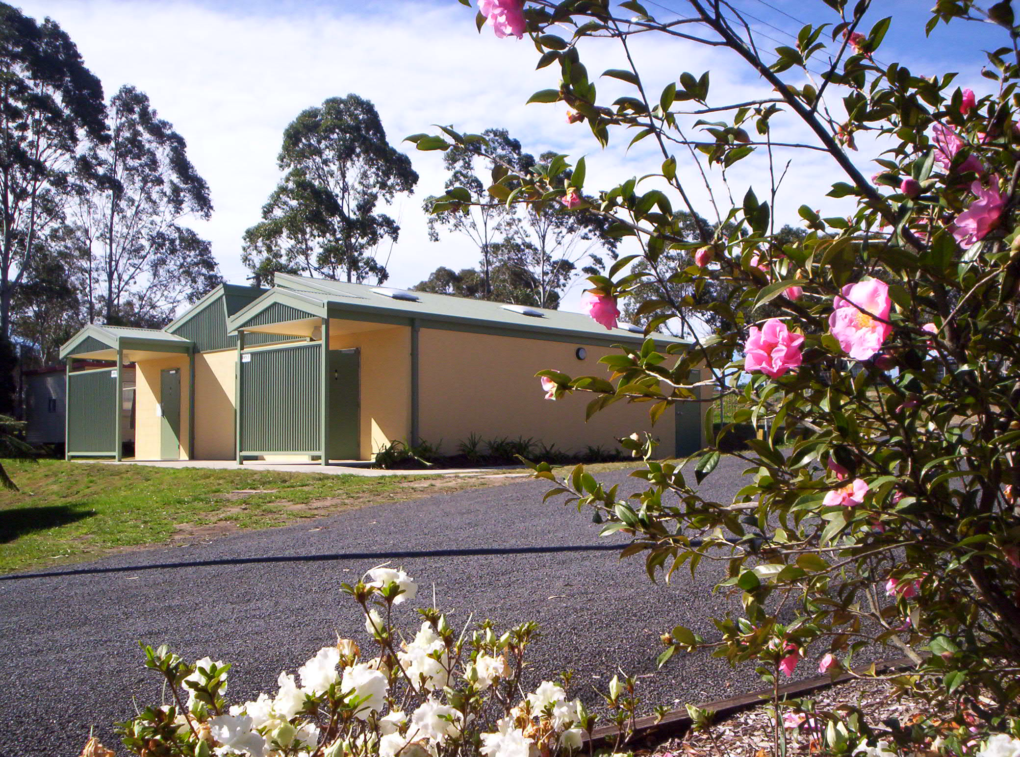 Bega Caravan Park - New South Wales Tourism