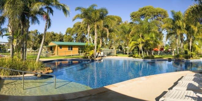 BIG4 Narooma Easts Holiday Park - New South Wales Tourism