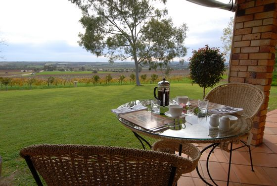 Blickinstal Barossa Valley Retreat - New South Wales Tourism