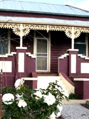 Blue Diamond Cottage - New South Wales Tourism