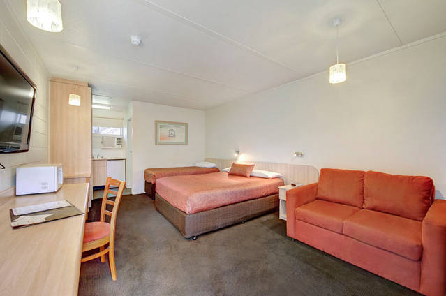 Box Hill Motel - New South Wales Tourism