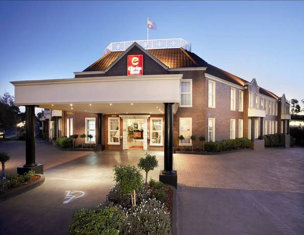 Canterbury International Hotel  - New South Wales Tourism