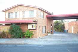 Clock Tower Motor Inn - New South Wales Tourism