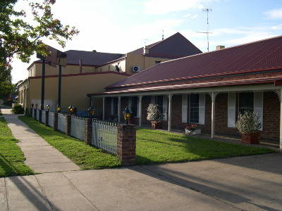 Club Motel - New South Wales Tourism