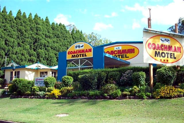 Coachman Motel - New South Wales Tourism