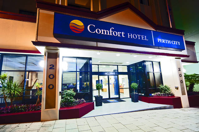 Comfort Hotel Perth City - New South Wales Tourism
