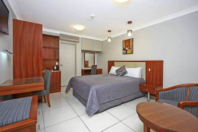 Comfort Inn and Suites Burwood - New South Wales Tourism