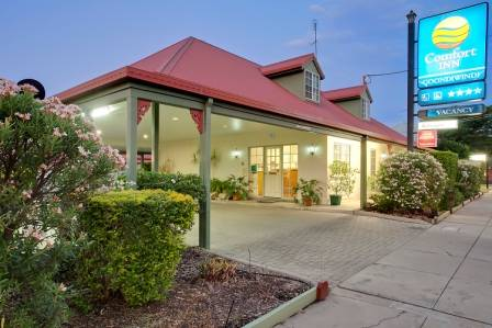 Comfort Inn Goondiwindi - New South Wales Tourism