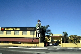 Comfort Inn Scotty's - New South Wales Tourism