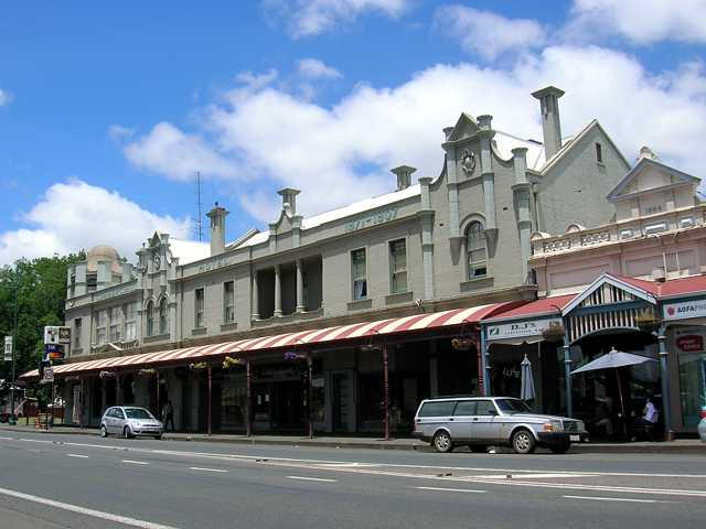 Commercial Hotel Camperdown - New South Wales Tourism