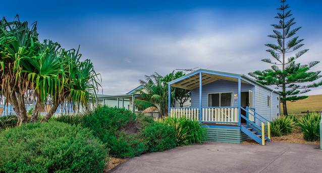 Crescent Head Holiday Park - New South Wales Tourism
