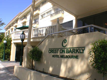 Crest on Barkly - New South Wales Tourism
