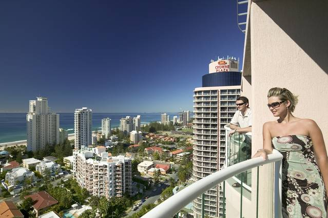 Crowne Plaza Surfers Paradise - New South Wales Tourism