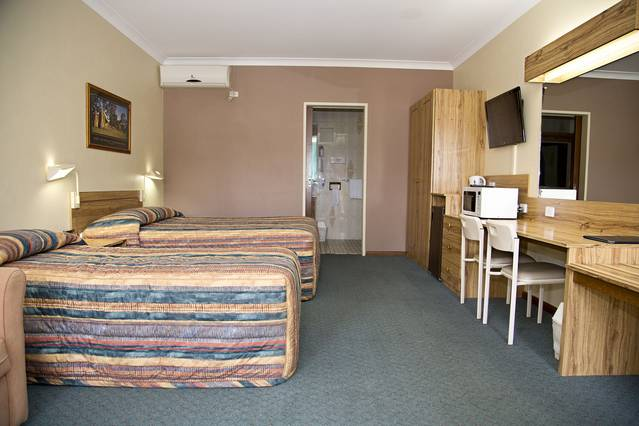 Cumberland Motor Inn - New South Wales Tourism