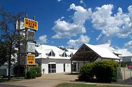 Dalby Manor Motor Inn - New South Wales Tourism