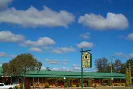 Deniliquin Country Club Motor Inn - New South Wales Tourism