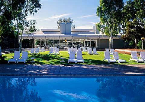 Desert Gardens Hotel - New South Wales Tourism