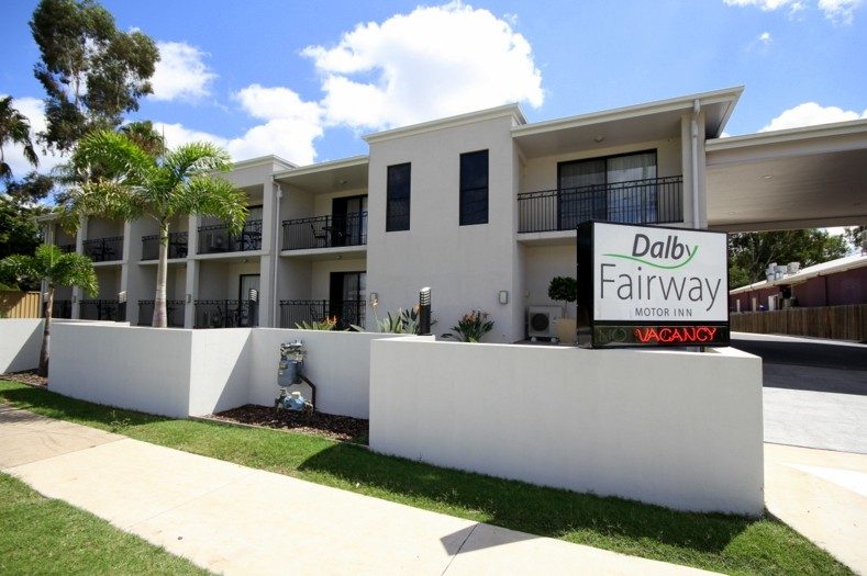 Dalby Fairway Motor Inn - New South Wales Tourism