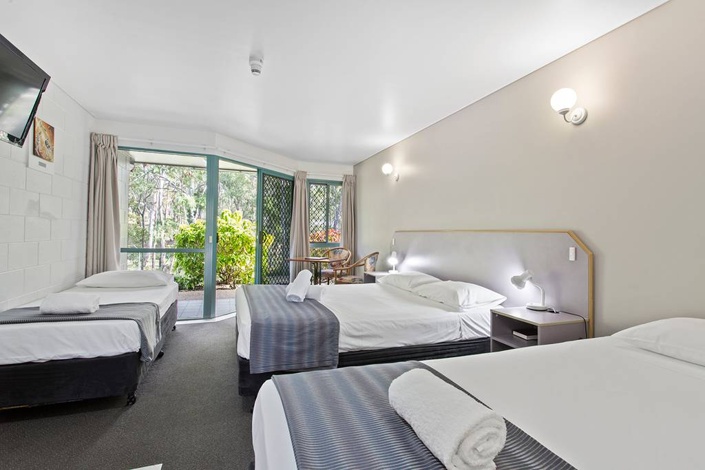 Capricorn Motel  Conference Centre - New South Wales Tourism