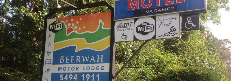 Beerwah Motor Lodge - New South Wales Tourism