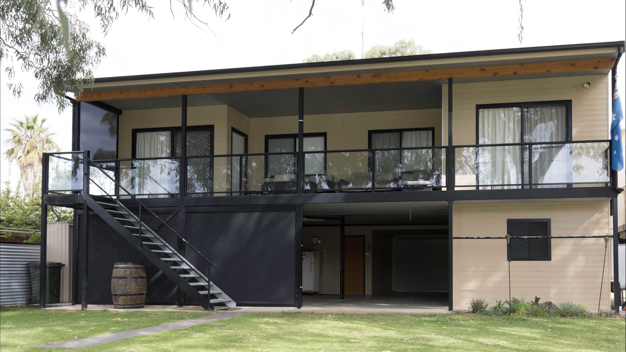 River Shack Rentals - Page Drive Blanchetown - New South Wales Tourism