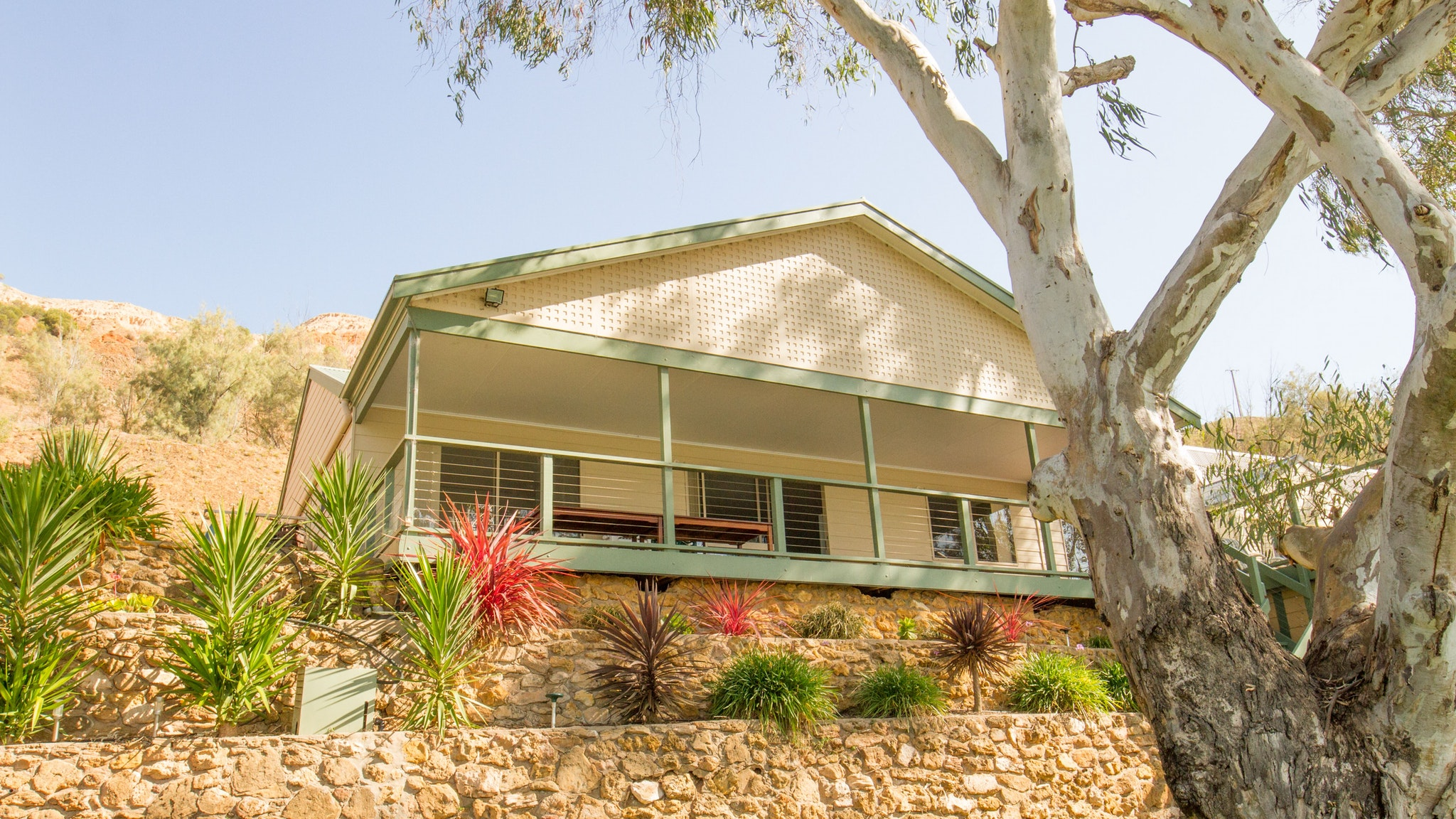 River Shack Rentals - Greenbanks Dr - New South Wales Tourism