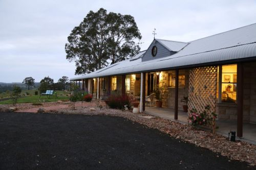BellbirdHill Bed  Breakfast - New South Wales Tourism