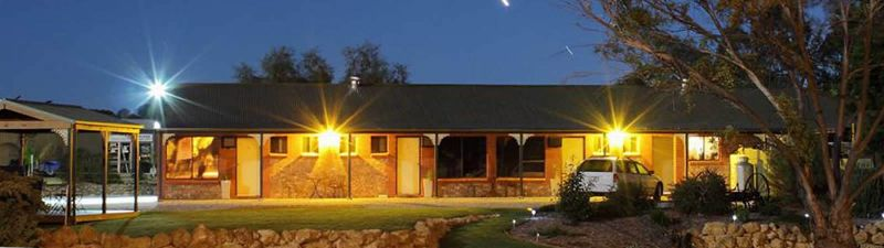 Morgan Colonial Motel - New South Wales Tourism