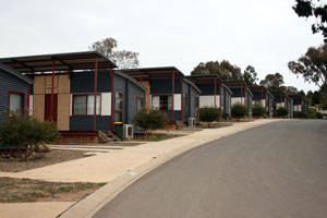 Eaglehawk Holiday Park - New South Wales Tourism