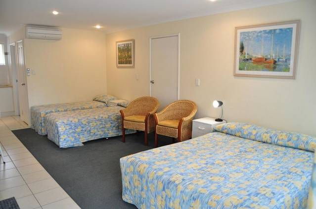 Emu Point Motel  Apartments - New South Wales Tourism