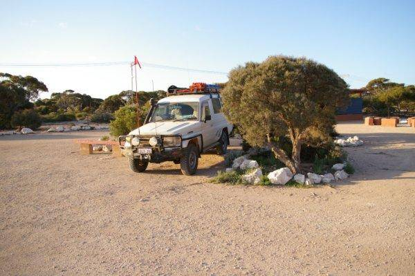 Eucla Caravan Park - New South Wales Tourism