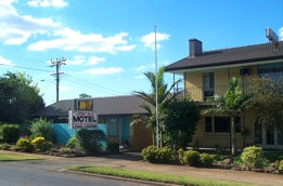 Flying Spur Motel - New South Wales Tourism