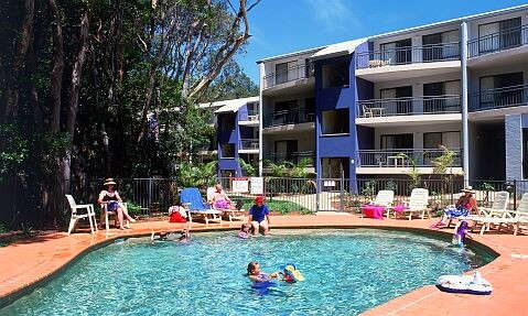 Flynns Beach Resort - New South Wales Tourism