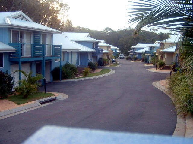 Flynns on Surf Beach villas - New South Wales Tourism