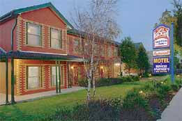 Footscray Motor Inn  Serviced Apartments - New South Wales Tourism