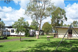 Glasbys Caravan Park - New South Wales Tourism