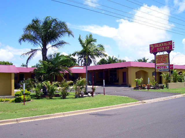 Golden Palms Motor Inn