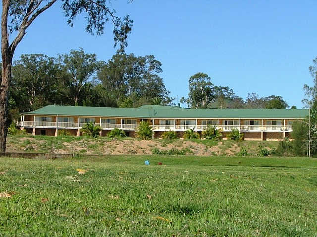 Golf Club Motor Inn Wingham - New South Wales Tourism