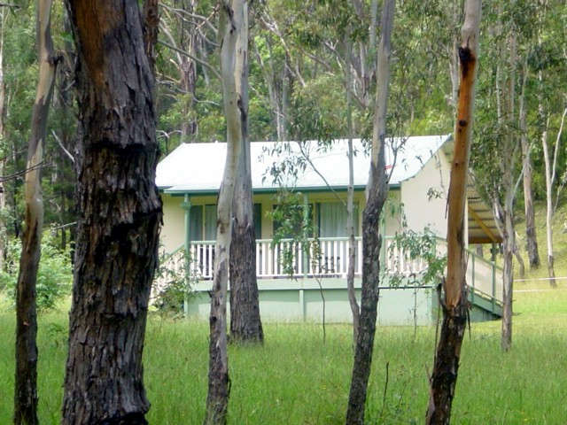 Goomburra Forest Retreat - New South Wales Tourism