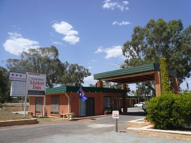 Grong Grong Motor Inn - New South Wales Tourism