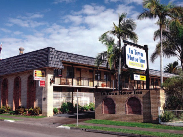 In Town Motor Inn - New South Wales Tourism