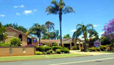 Jacaranda Place Motor Inn - New South Wales Tourism