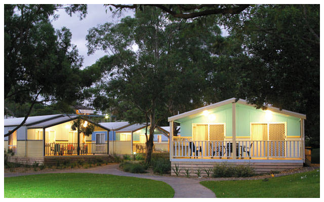 Kendalls on the Beach Holiday Park - New South Wales Tourism