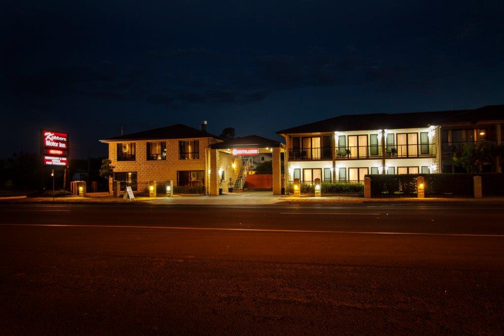 Kobbers Motor Inn Dalby - New South Wales Tourism