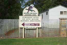 Kookaburra Caravan Park - New South Wales Tourism