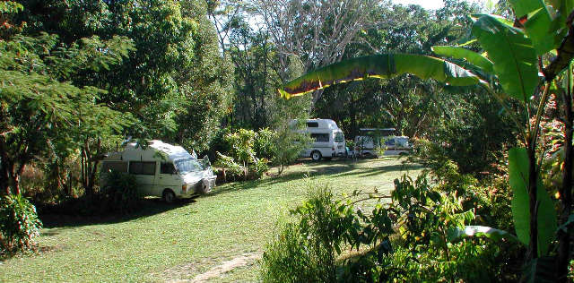 Kuranda Rainforest Accommodation Park