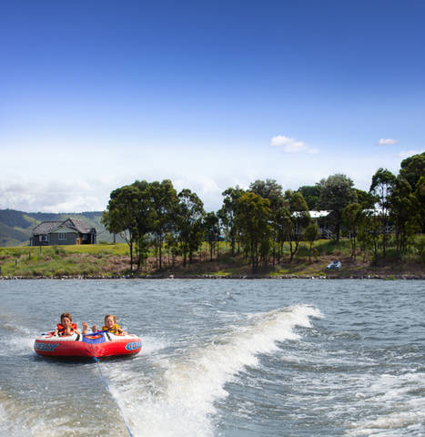 Lake Somerset Holiday Park - New South Wales Tourism